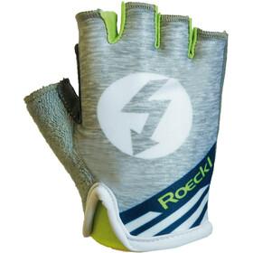 Roeckl Trigolo Handschoenen Kinderen, grey melange